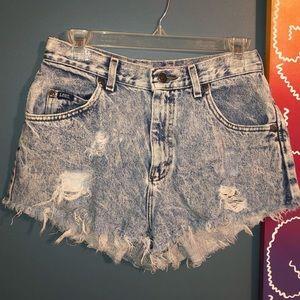 Lee Jeans shorts size 29.5 waist
